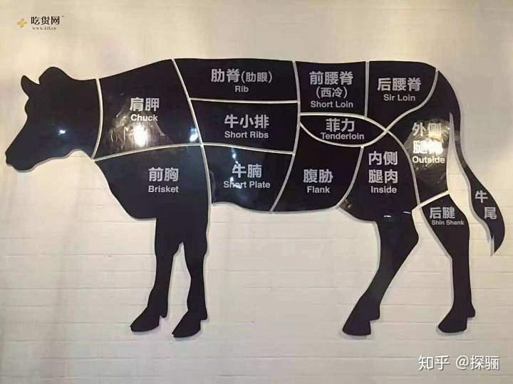 菲力牛排和西冷牛排有什么区别?哪个好吃?缩略图