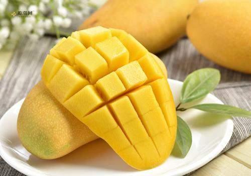 芒果还是硬的怎么办,绿色的芒果还是硬的能吃吗插图