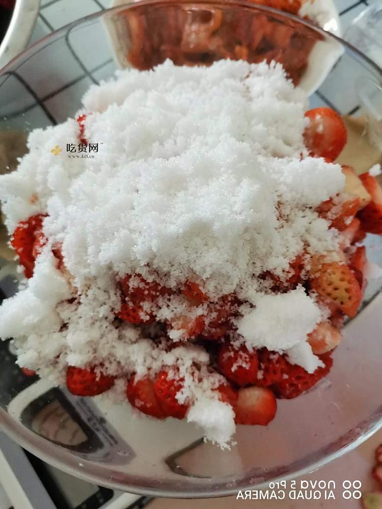 自制无添加草莓酱🍓的做法 步骤3