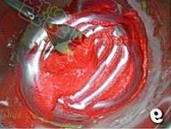 彩绘草莓蛋糕卷的做法 步骤9