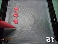 彩绘草莓蛋糕卷的做法 步骤15