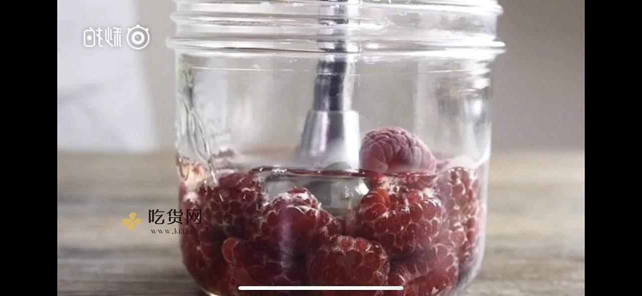 【emojoie】草莓冻芝士的做法 步骤7