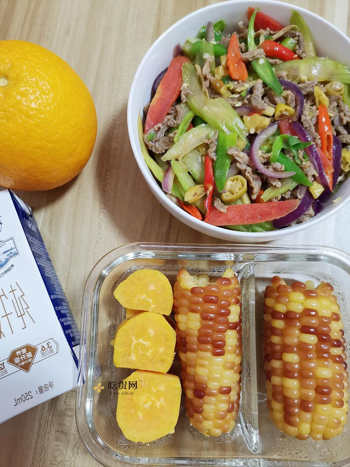 减肥餐午餐便当营养餐2的做法 步骤8