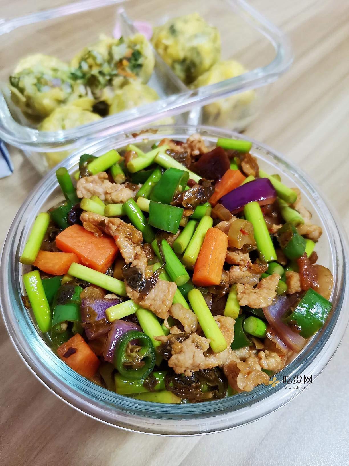 减肥餐午餐便当营养餐6的做法 步骤29