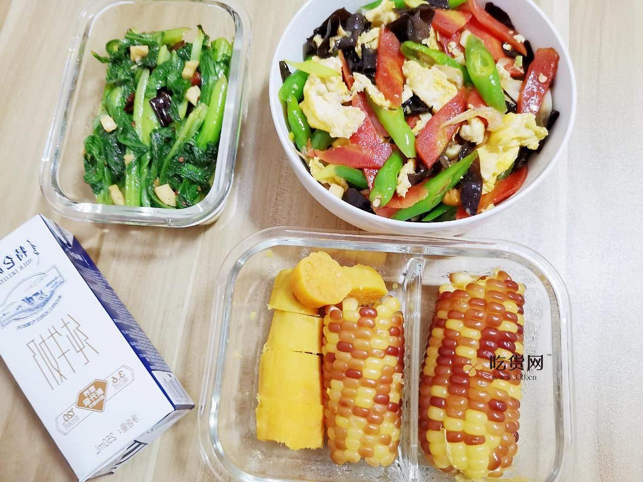 减肥餐午餐便当营养餐2的做法 步骤10
