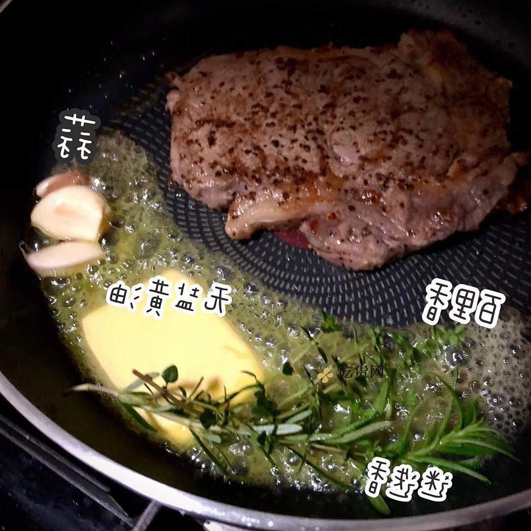 如何煎好牛排的做法 步骤4