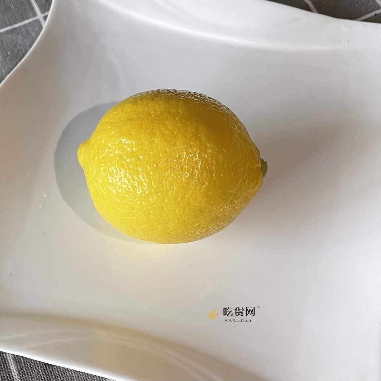 香蕉柠檬蜂蜜水 瘦身的做法 步骤11