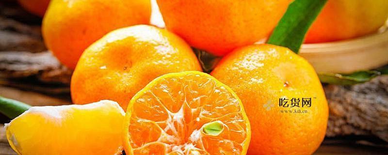 山竹和柑桔能一起吃吗 吃橘子有哪些忌讳插图