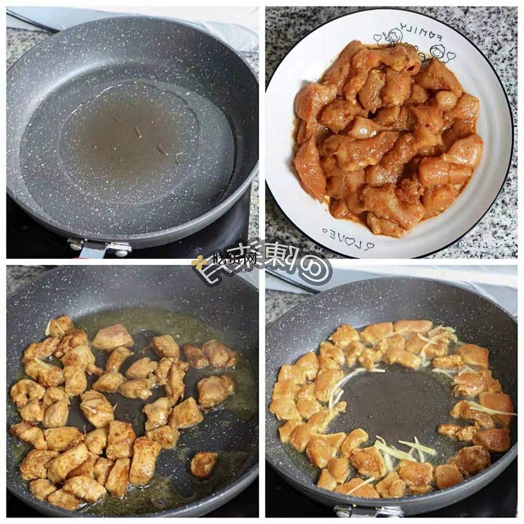 迄今为止最好吃的减肥餐,香煎鸡胸肉的做法 步骤4