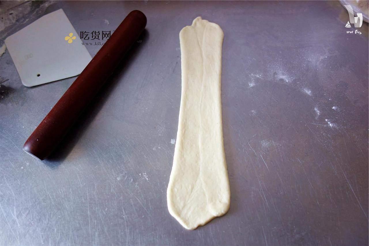 奶油蜂蜜小面包的做法 步骤10