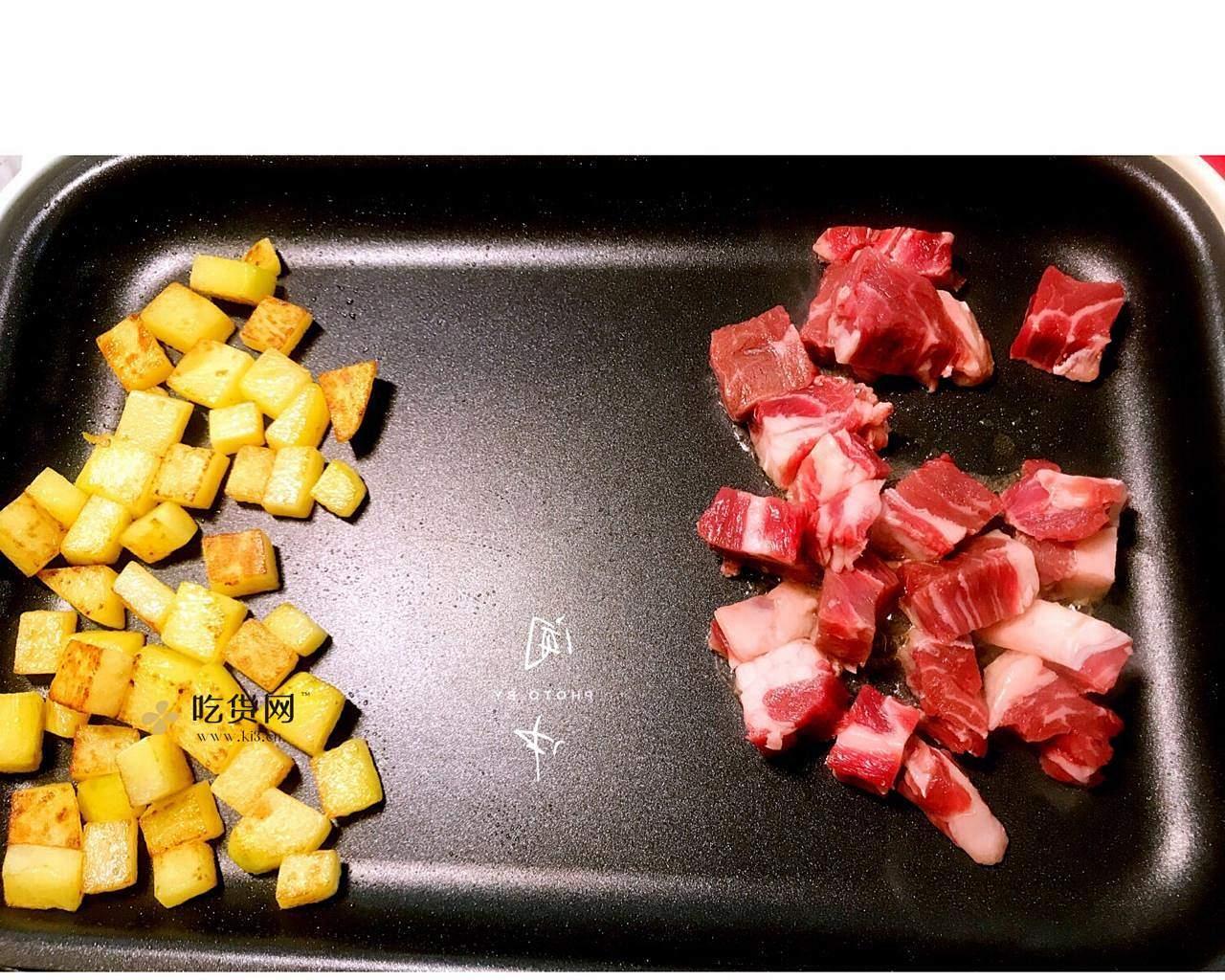 眼肉牛排便当®SUNVALLEY®太阳谷牛排攻略的做法 步骤4