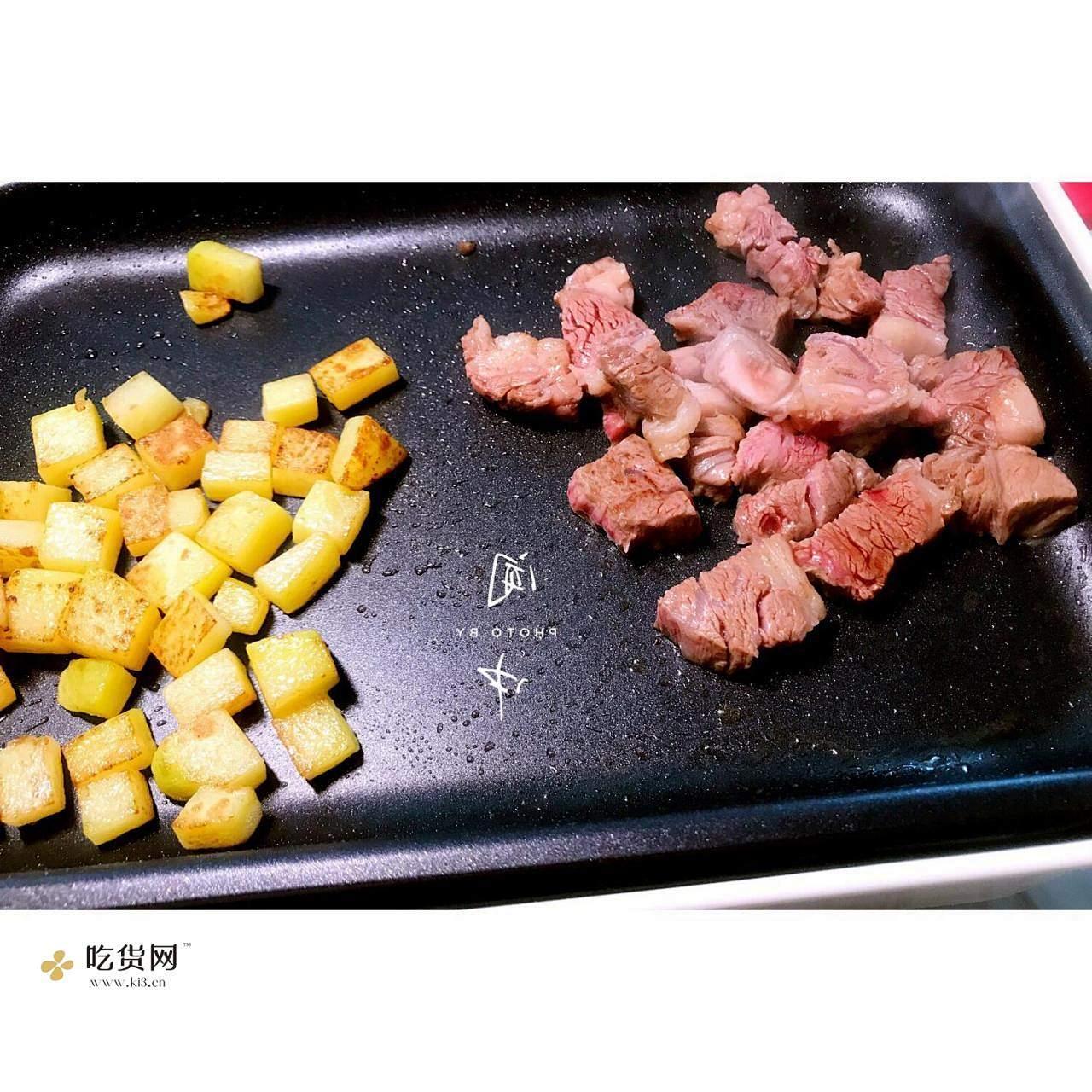眼肉牛排便当®SUNVALLEY®太阳谷牛排攻略的做法 步骤5