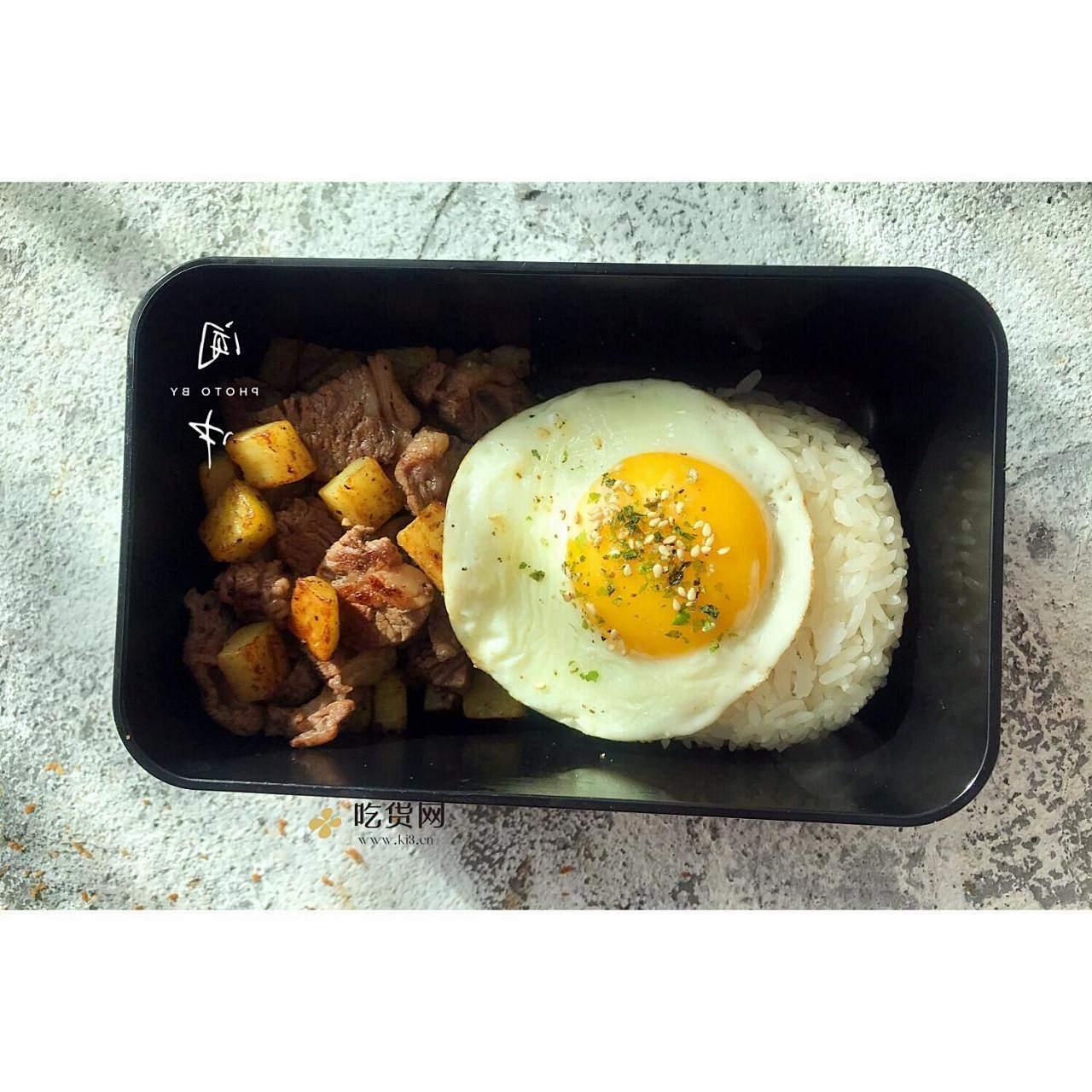 眼肉牛排便当®SUNVALLEY®太阳谷牛排攻略的做法 步骤9