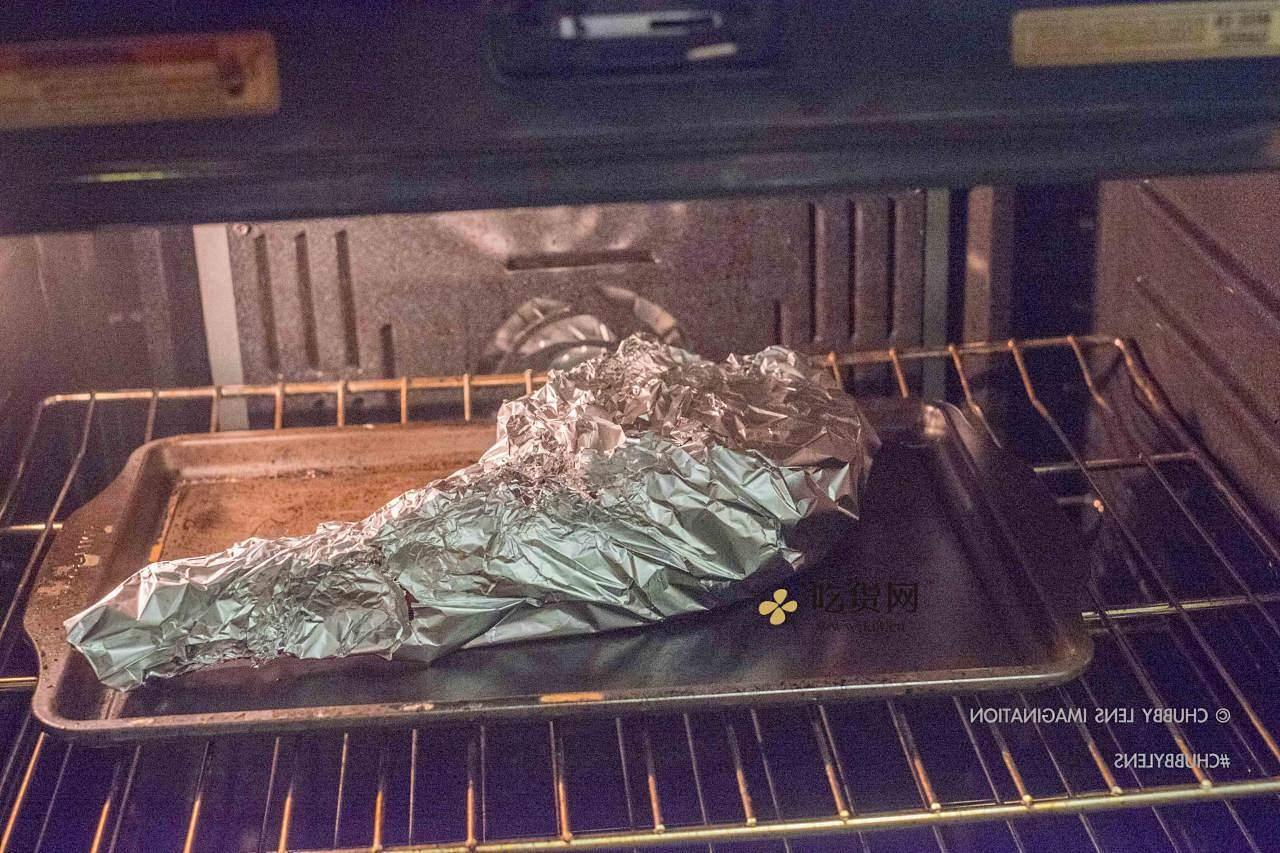 Costco煮易   香烤战斧式牛排 - Tomahawk Steak的做法 步骤14