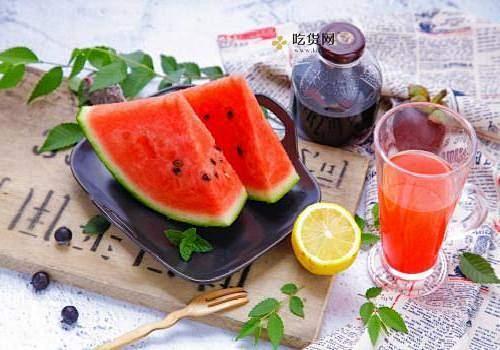 水蜜桃西瓜同吃会中毒了吗,西瓜水蜜桃能另外吃吗插图