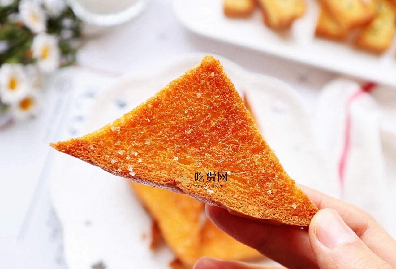 可甜可盐❗️蜂蜜黄油&蒜蓉烤吐司的做法 步骤7