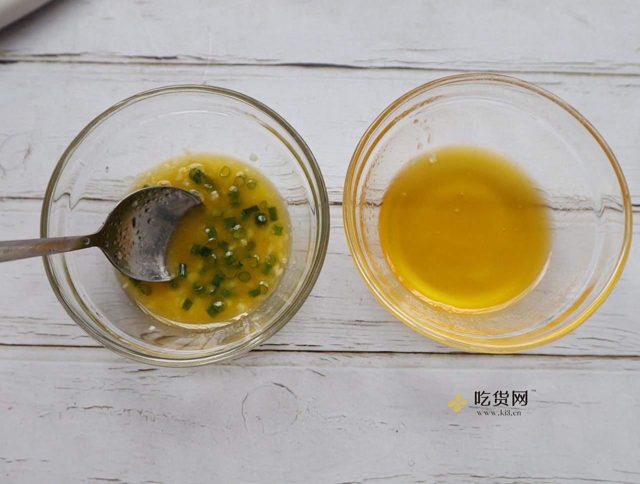 可甜可盐❗️蜂蜜黄油&蒜蓉烤吐司的做法 步骤3