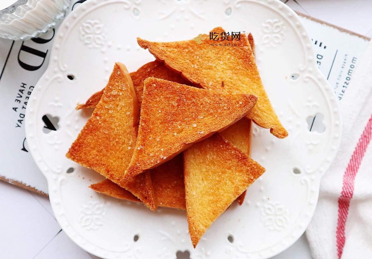 可甜可盐❗️蜂蜜黄油&蒜蓉烤吐司的做法 步骤5