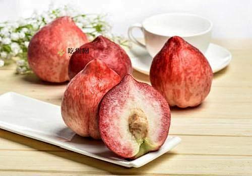 水蜜桃和西瓜一起吃有毒吗,水蜜桃不可以和什么一起吃插图