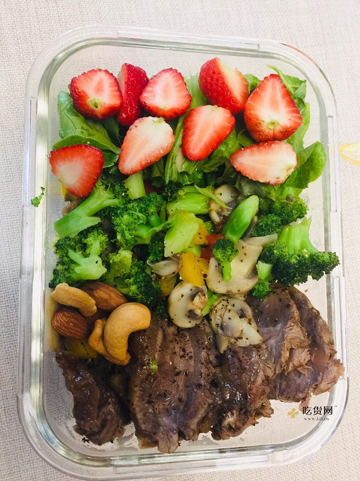 减肥餐集合的做法 步骤10