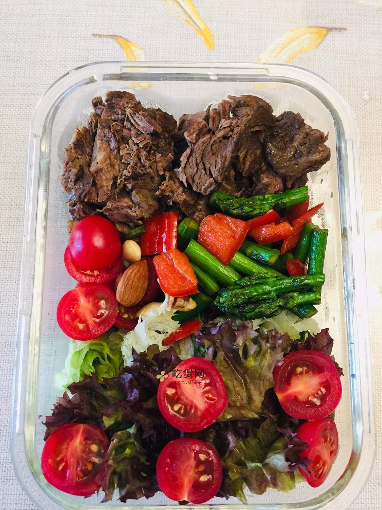 减肥餐集合的做法 步骤8