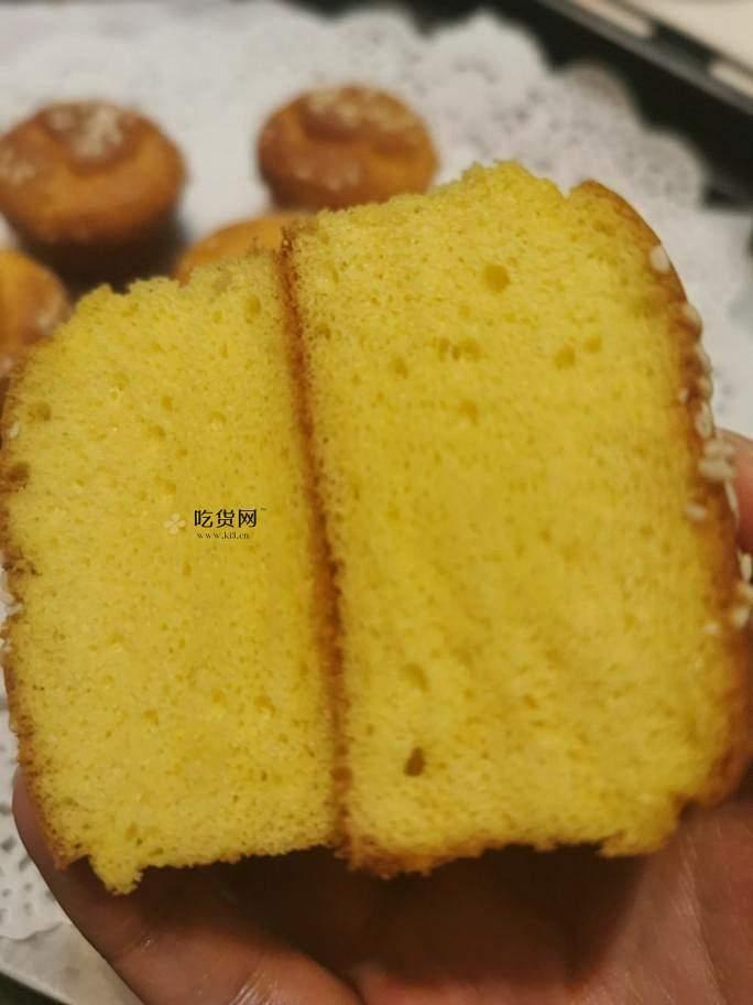老式无水蜂蜜小蛋糕的做法 步骤11
