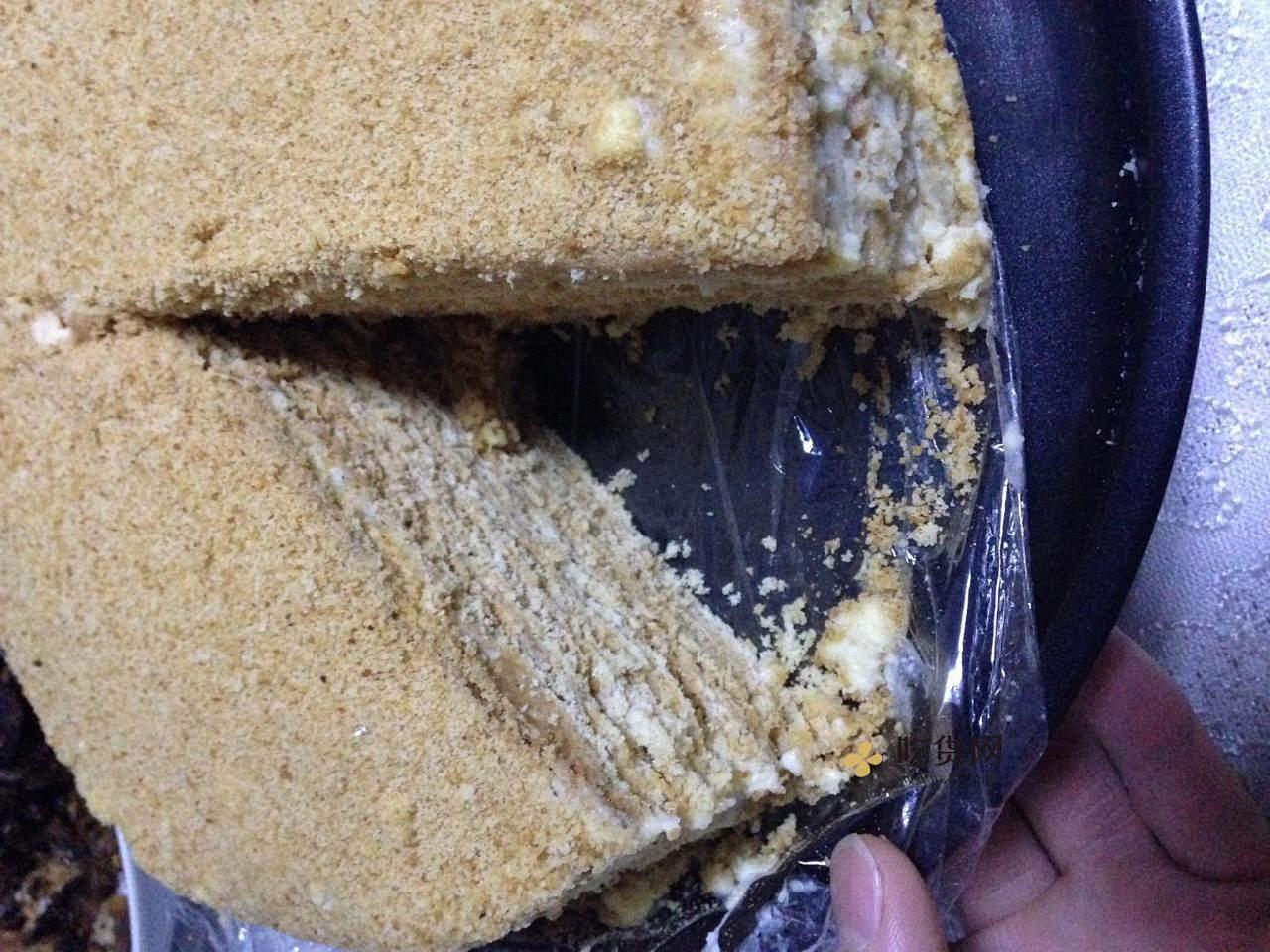 俄罗斯蜂蜜蛋糕   千层蛋糕【又名提拉米苏】的做法 步骤26