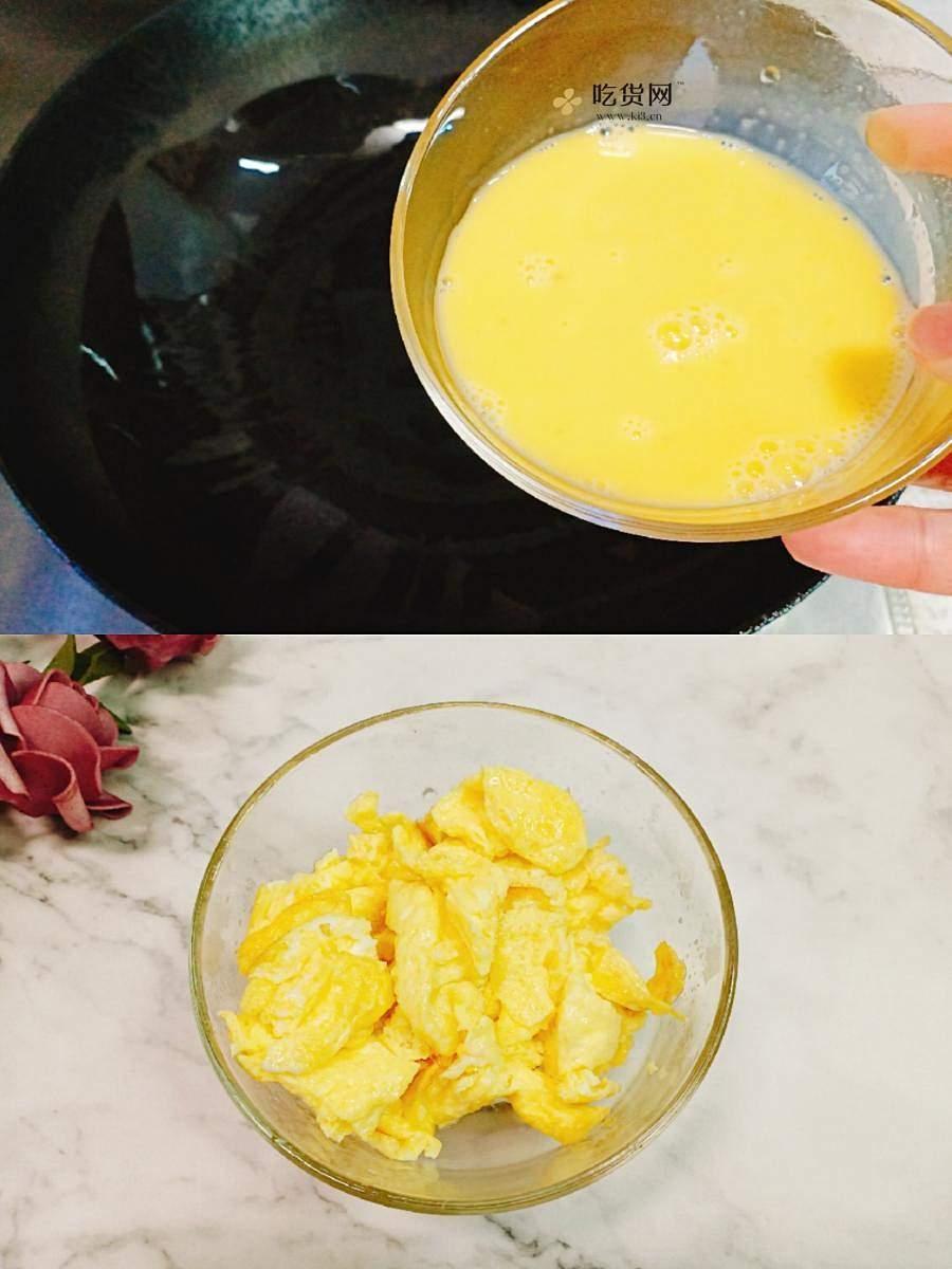低脂减肥餐!鲜美清爽丝瓜菌菇鸡蛋汤!的做法 步骤2