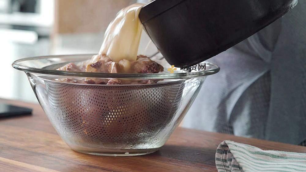 【曼达小馆】新手也能完美复刻的米其林级低温牛排的做法 步骤14