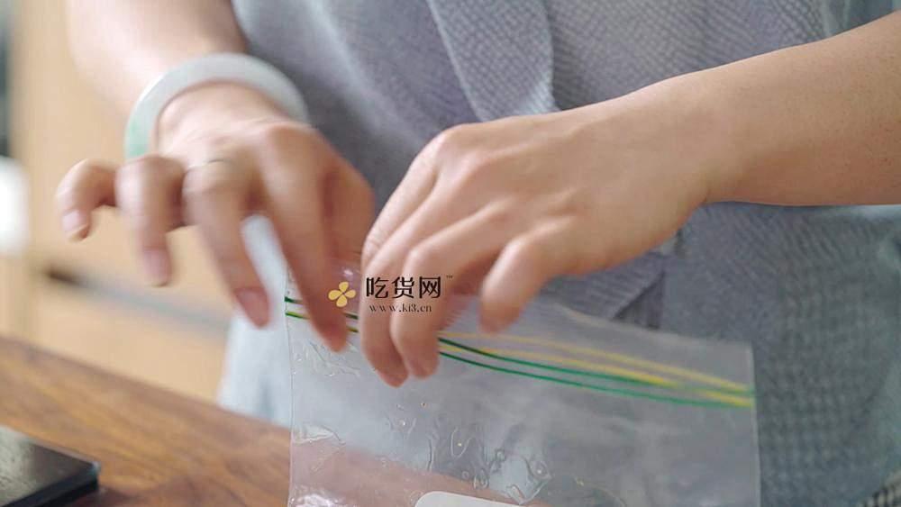 【曼达小馆】新手也能完美复刻的米其林级低温牛排的做法 步骤18