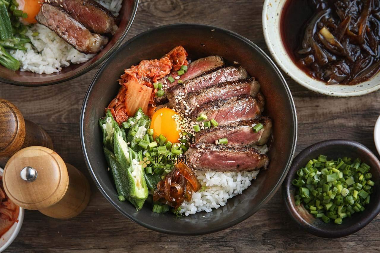 日式牛排饭的做法 步骤10