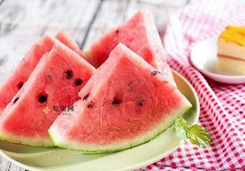 西瓜和桔子能够一起吃吗,桔子不可以和什么一起吃缩略图
