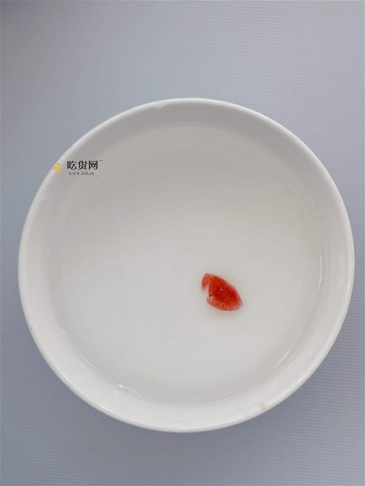 🍓自制草莓酱|高颜值|超美味|多用途|小孩超爱的做法 步骤9