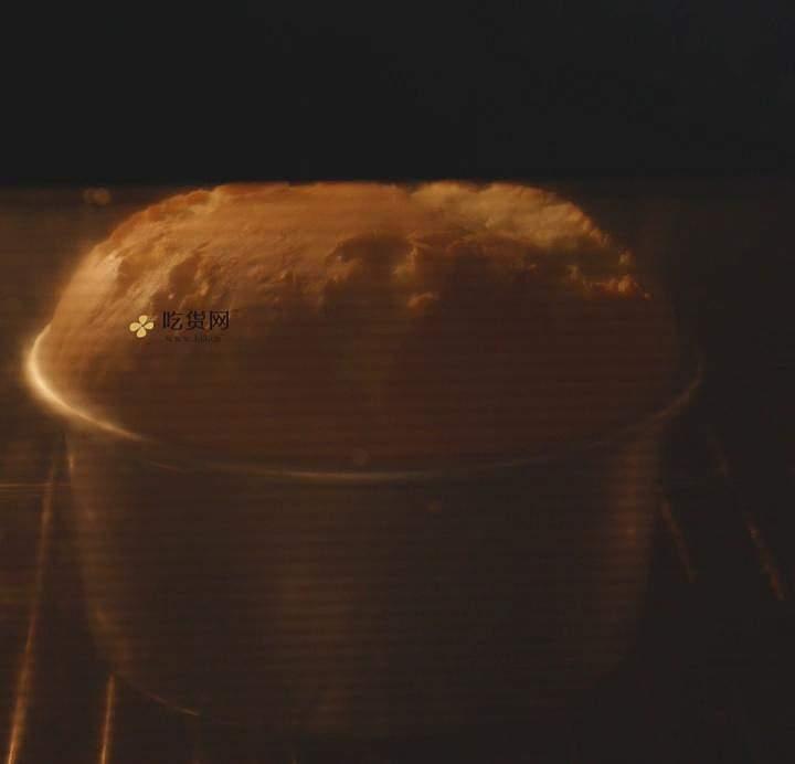 曼食慢语丨草莓芝士雪山蛋糕的做法 步骤7