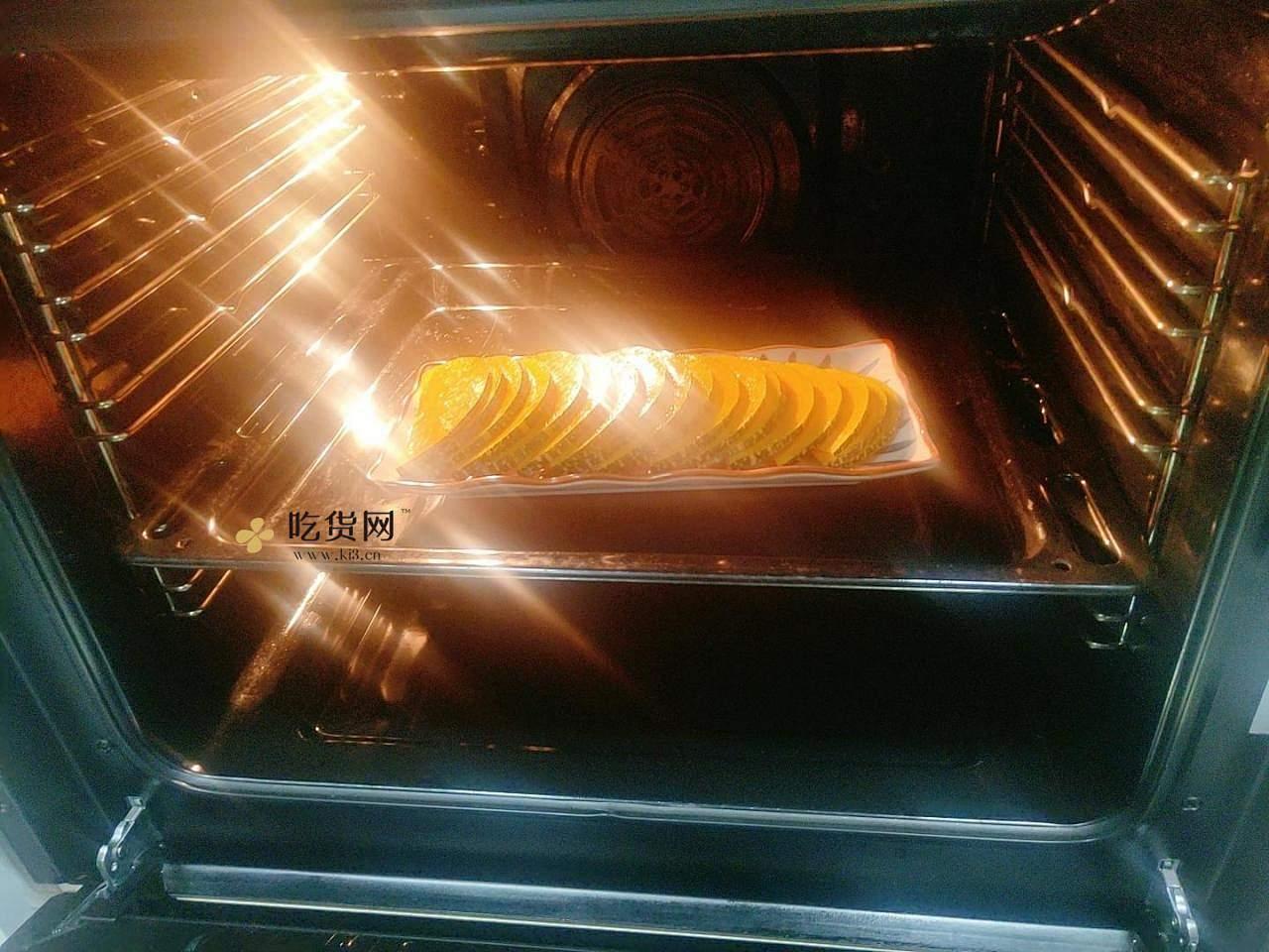 蜂蜜烤南瓜的做法 步骤7