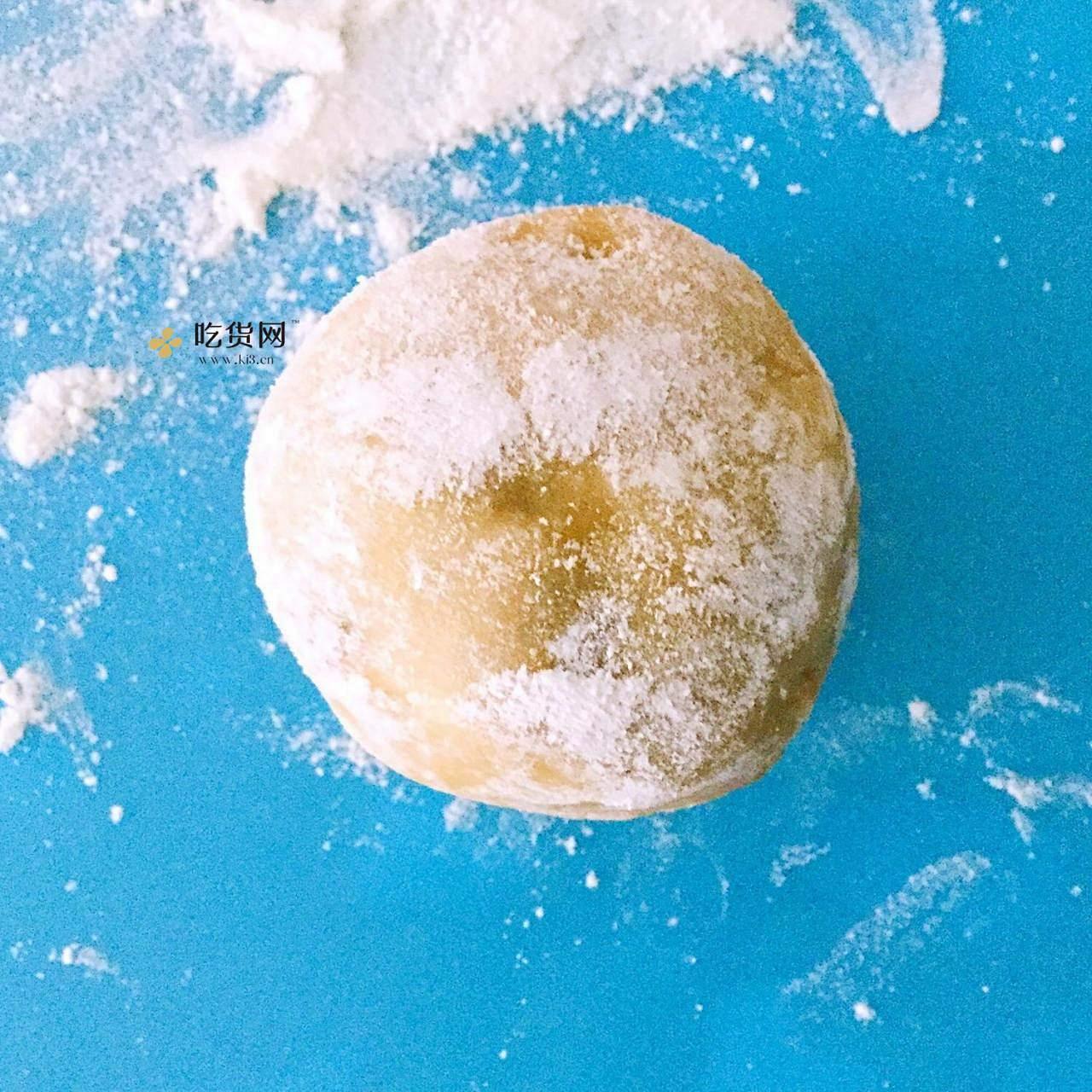 广式五仁月饼蜂蜜版(不用转化糖浆)的做法 步骤10