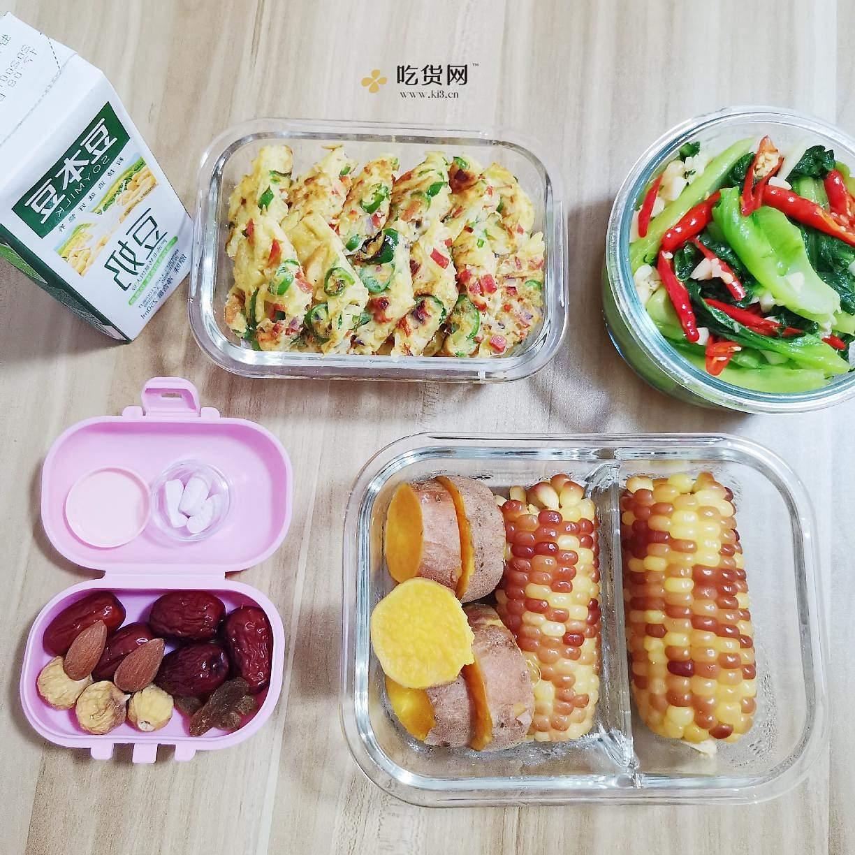减肥餐午餐便当营养餐2的做法 步骤3
