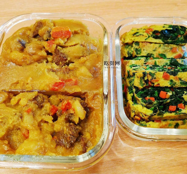 减肥餐午餐便当营养餐2的做法 步骤25