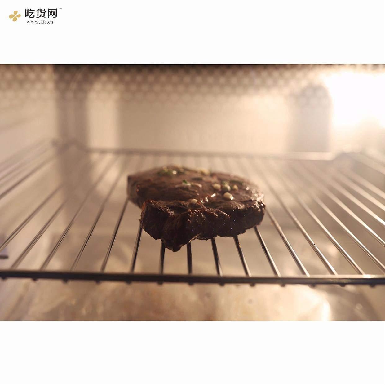 烤肉眼牛排【外焦里嫩】的做法 步骤11