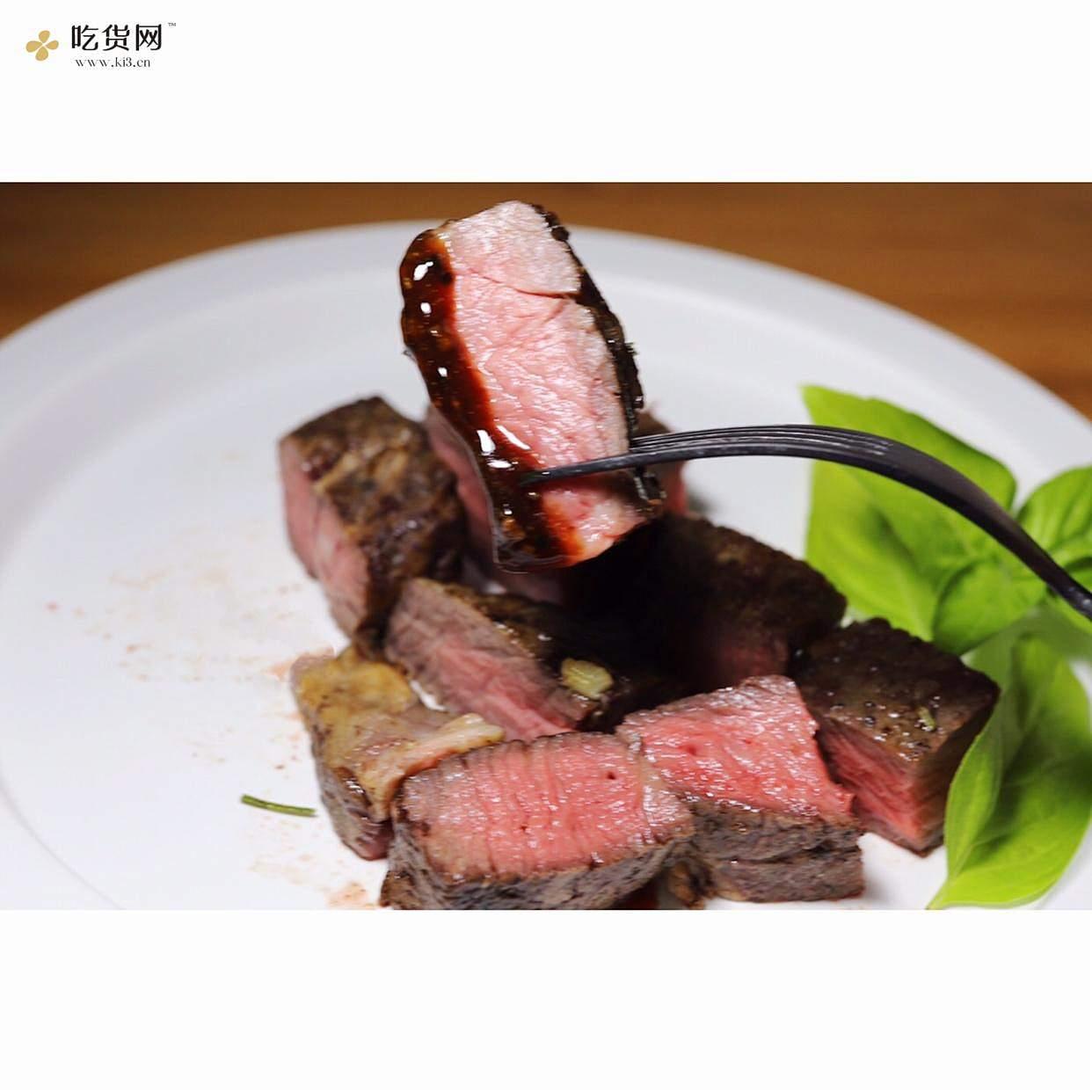 烤肉眼牛排【外焦里嫩】的做法 步骤14
