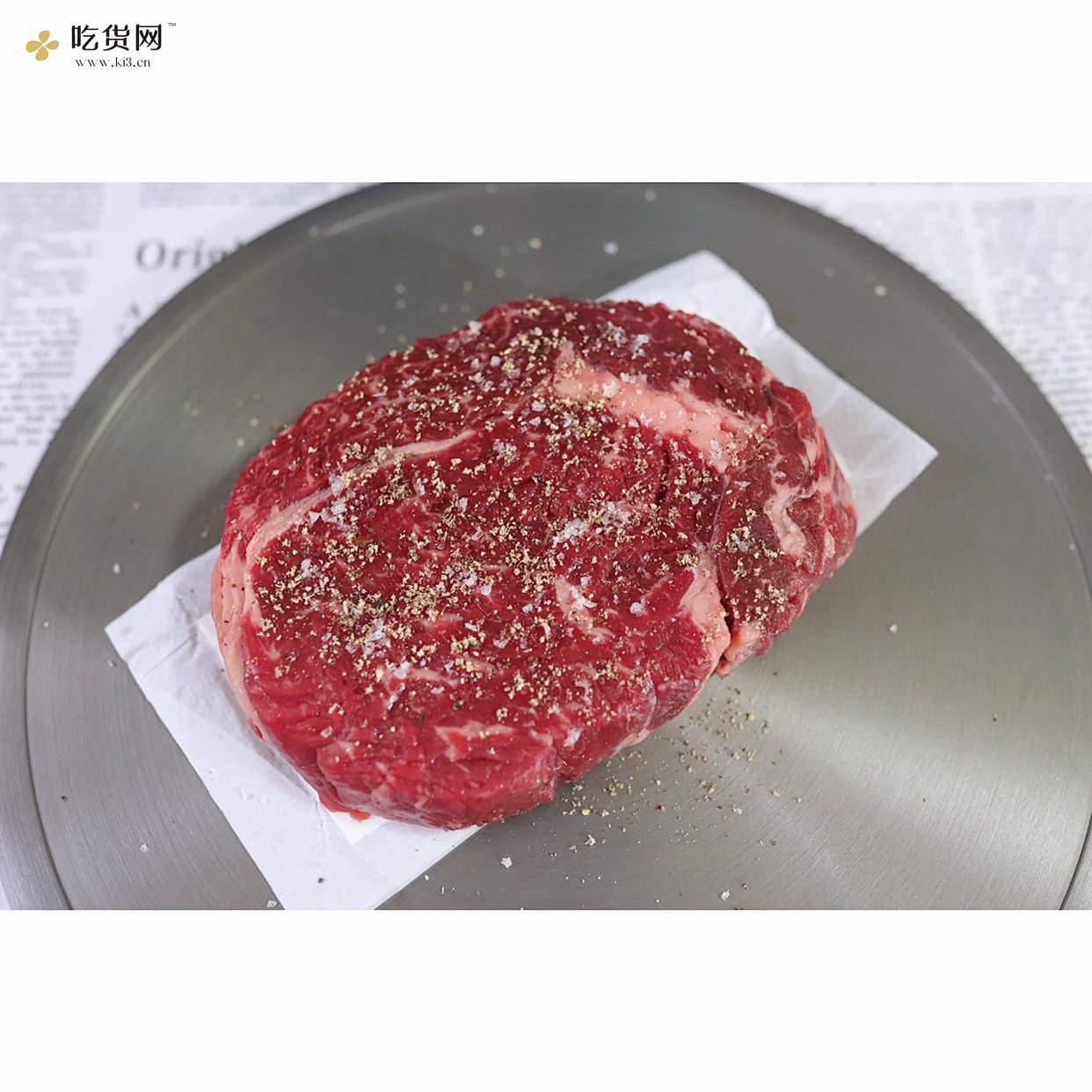 烤肉眼牛排【外焦里嫩】的做法 步骤2