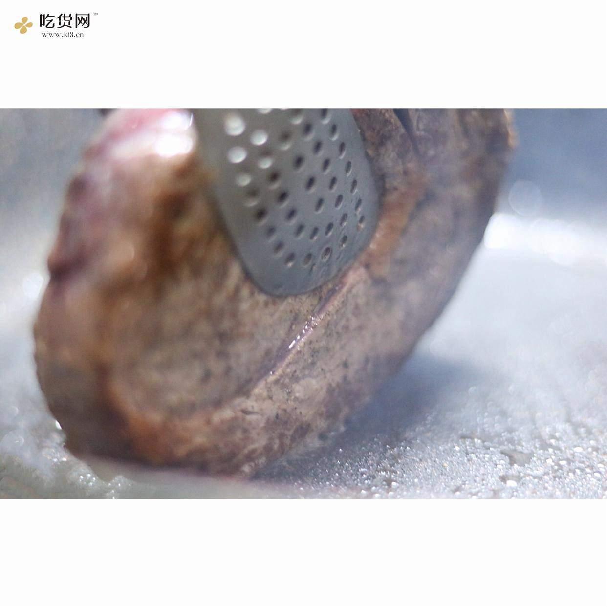 烤肉眼牛排【外焦里嫩】的做法 步骤6