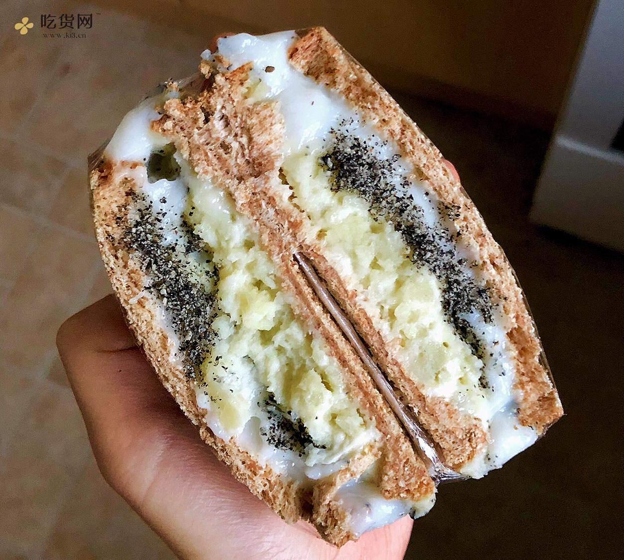 视觉味觉爆炸的全麦三明治系列|减脂万能公式 欢迎来玩!的做法 步骤16