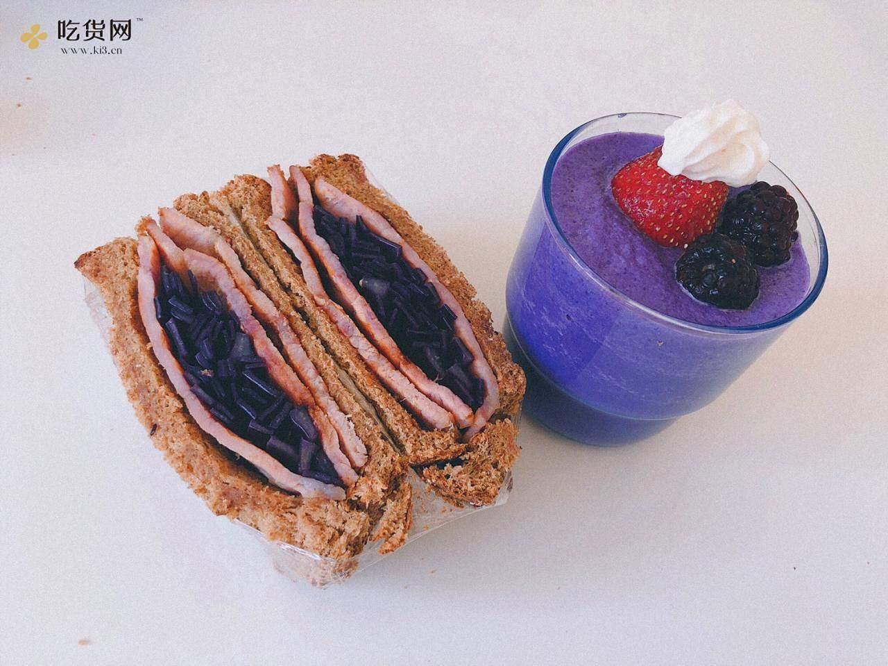 视觉味觉爆炸的全麦三明治系列|减脂万能公式 欢迎来玩!的做法 步骤25