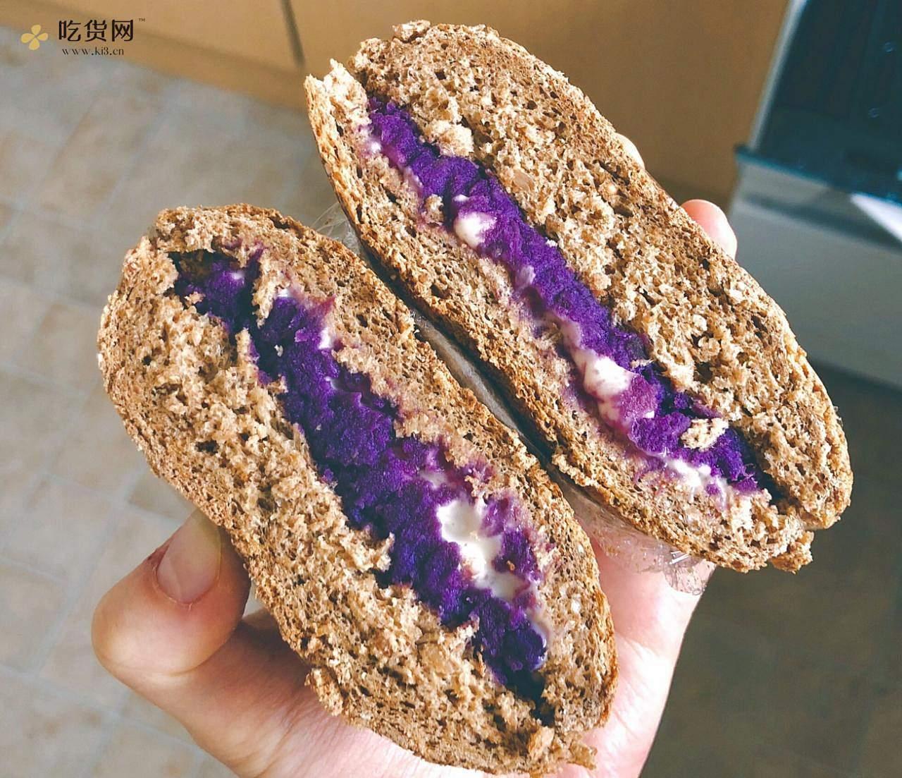视觉味觉爆炸的全麦三明治系列|减脂万能公式 欢迎来玩!的做法 步骤6