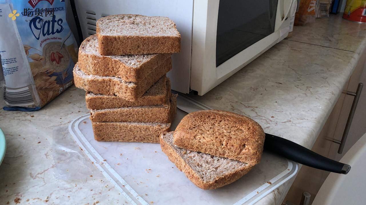 视觉味觉爆炸的全麦三明治系列|减脂万能公式 欢迎来玩!的做法 步骤26