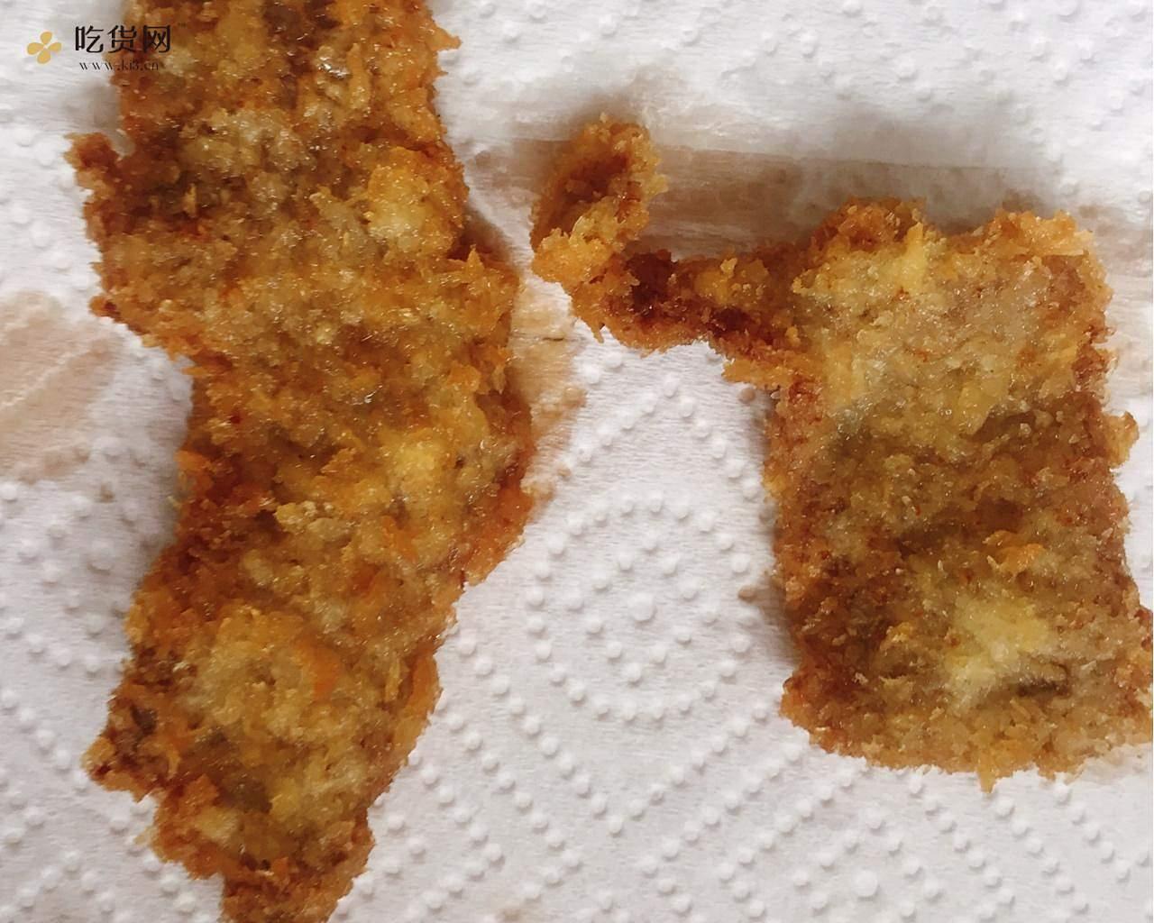 炸牛排 牛排脆脆的做法 步骤8