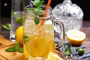 柠檬放电冰箱可放多长时间,柠檬蜂蜜柠檬水能下火吗缩略图