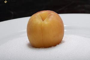 冻黄桃是生的或是熟的,冻黄桃有营养成分吗缩略图