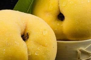 黄桃和吃什么水果一起打汁好吃,何时是吃黄桃的时节缩略图